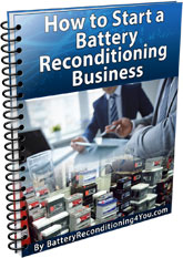 How To Start A  Reconditioning Business